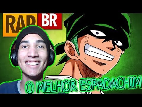REACT | Rap do Zoro (One Piece) | Tauz RapTributo 17