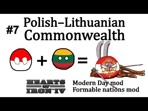 HoI4 - Modern Day - Polish–Lithuanian Commonwealth - Part 7