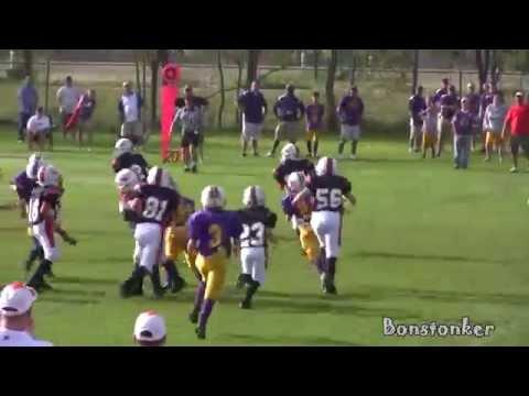 Trent Kavanaugh Prairieville Broncos 2009 highlights