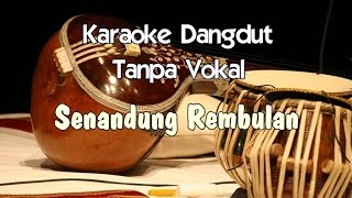 Gambar cover Karaoke Senandung Rembulan (Tanpa Vokal)