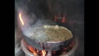 омлет на огне , Кулинарные советы с Константином Кобраковым