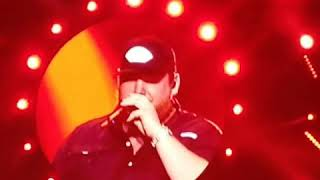 Luke Combs at Resch Center  - Beer Never Broke My Heart Video