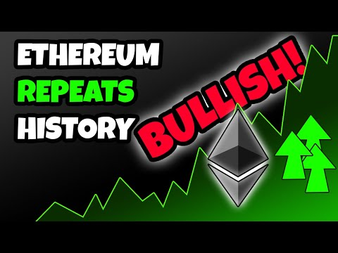 HOLD ON TIGHT! Ethereum (ETH) + Alt Coins Set to EXPLODE ~