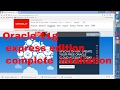 how to install oracle 11g on windows 8 64 bit in Urdu/Hindi || Ik techs || latest 2017