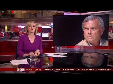 Martine Croxall BBC News Channel HD April 15th 2018