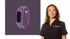Goji GO Activity Tracker - Purple, Small | Product Overview | Currys PC World