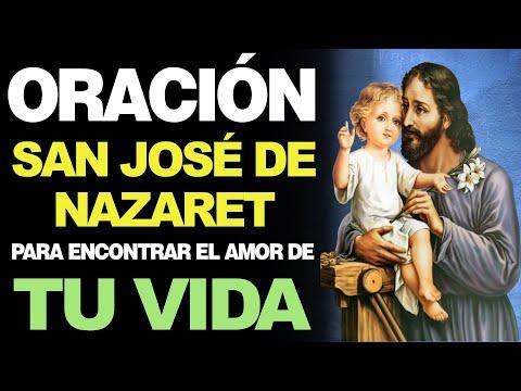 🙏 Poderosa Oración a San José PARA ENCONTRAR EL AMOR DE TU VIDA 🙇