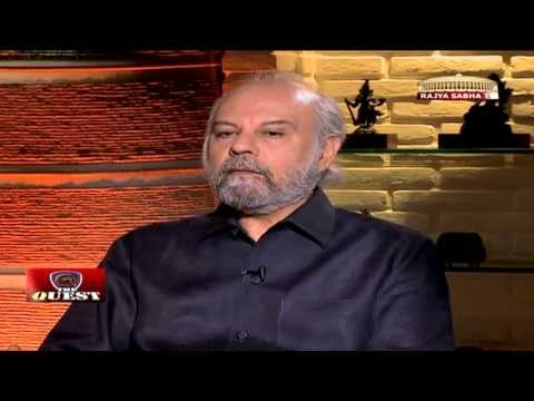 Naresh Gujral in 'The Quest'