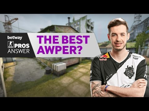 CSGO Pros Answer: Who Is The Best AWPer Of All Time?
