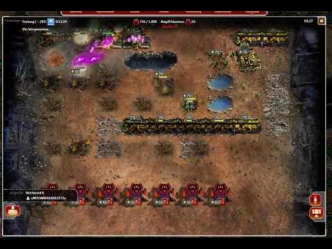 """Command & Conquer: Tiberium Alliances - Endgame Welt 31 """"Ostsektor 1"""""""