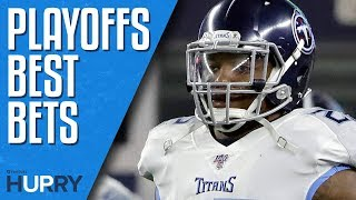 NFL Playoffs Championship Round Best Bets