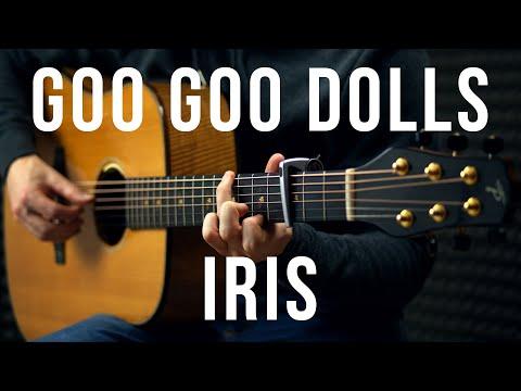 Goo Goo Dolls - Iris - Fingerstyle Guitar Cover