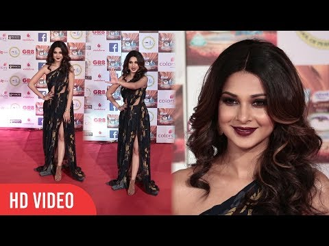 Jennifer Winget At 17th Indian Television Academy Awards  | ITA Awards