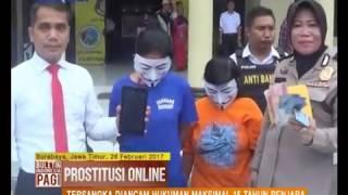 Prostitusi Online Polisi Amankan PSK di Bawah Umur yang Tawarkan Layanan Threesome BIP 01 03