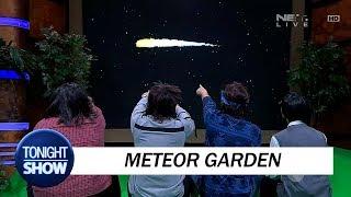 Wow Ada Meteor Garden di Tonight Show