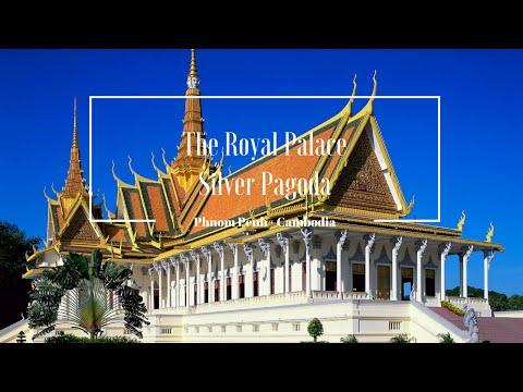 Royal Palace and Silver Pagoda | Phnom Penh | Cambodia | 28th November 2015 |