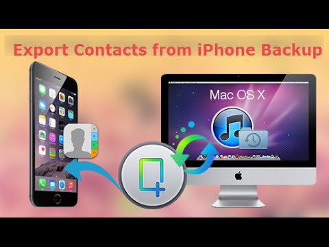 how to export contacts from iphone how to export contacts from iphone backup 18786