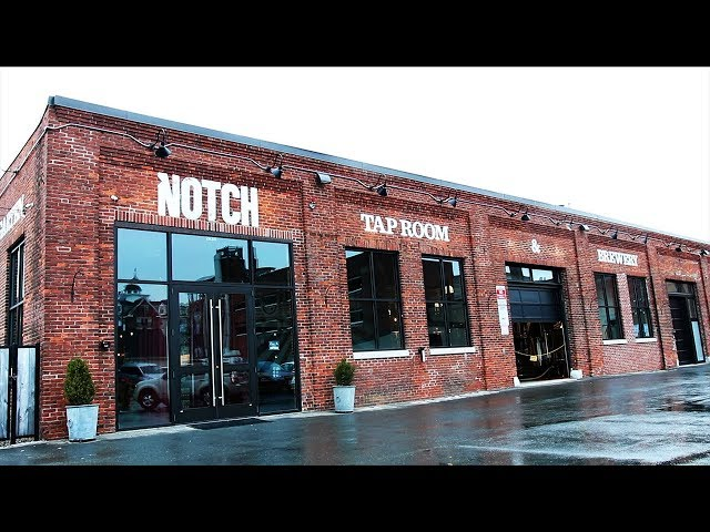 Notch Brewing: re-imagining American lager | The Craft Beer Channel