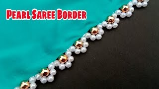 Simple Saree Border Designs For Embroidery
