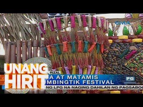 Unang Hirit: Masaya at Matamis na Sumbingtik Festival