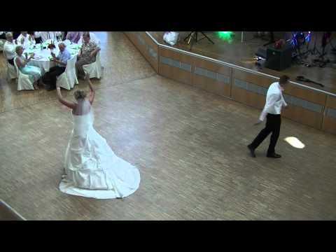 Hochzeitstanz mal anders F&B