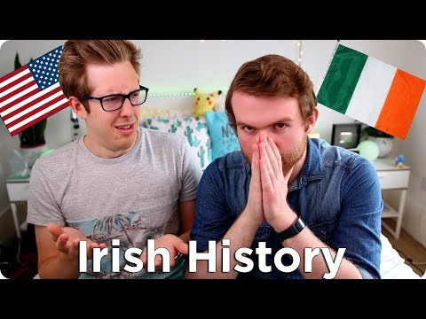 American Learns Irish History