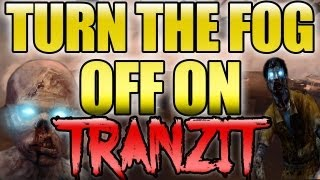 "BO2 ""How to Turn the Fog Off on Tranzit Zombies & More Easter Eggs Black Ops 2"