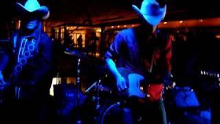 Los Coronas -Jinetes Radioactivos- @Centro Cultural España 14 Abr 2011