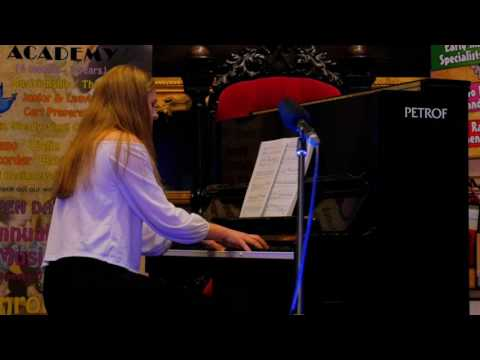 Rachael Armstrong - Golliwogs Cakewalk(C. A. Debussy) mp3