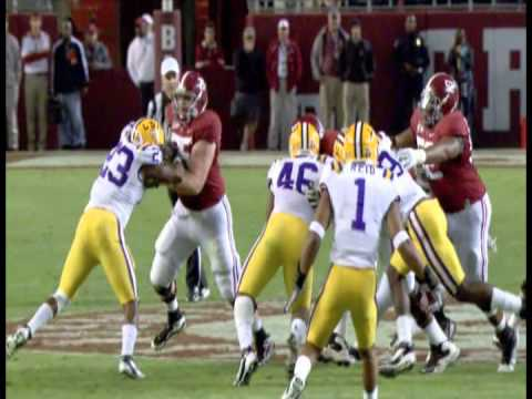 Highlights of 2012 Campbell Trophy winner Barrett Jones (Alabama)
