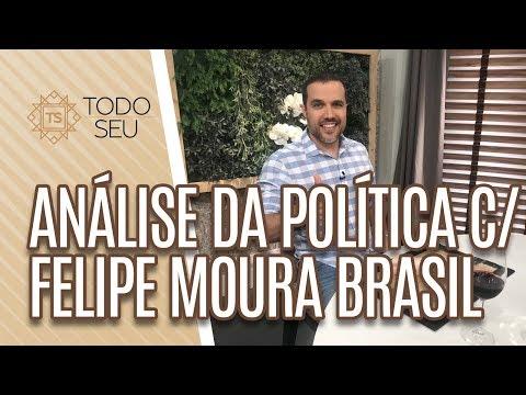 Felipe Moura Brasil: análise da política dos últimos 15 anos - Todo Seu 030519