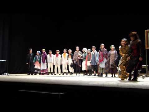 dismappa Verona - Applausi per i piccoli attori di Bartolomeo