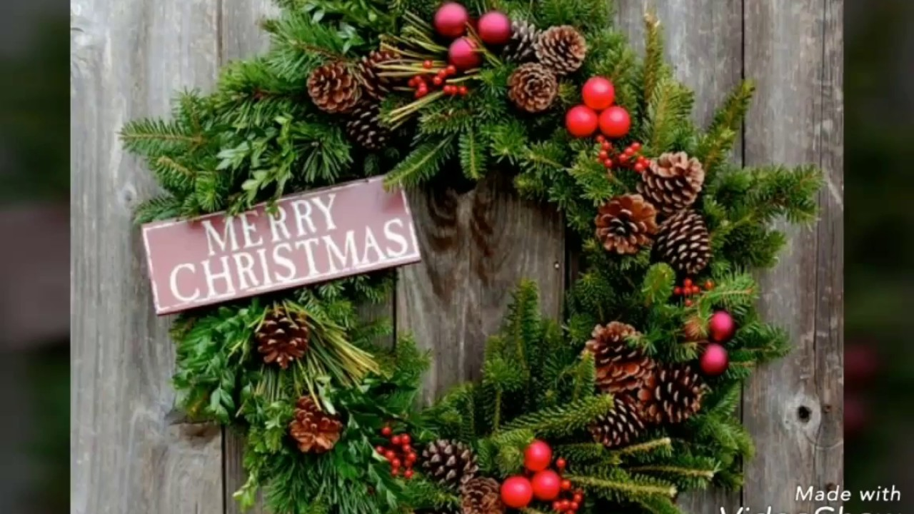 christmas wreaths decoration ideas top picks for christmas