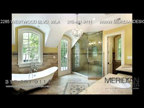Kitchen & Bath Remodeling West Los Angeles - Meridian Design Center
