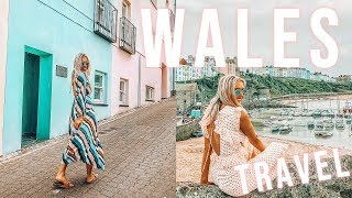 SO SHOCKED! I DIDN'T EXPECT THIS | WALES TRAVEL VLOG AD