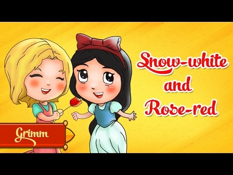 Snow-White And Rose-Red | Fairy Tales For Kids | Watch Cartoons Online Kid Saga TV