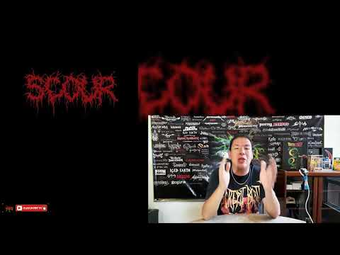 Scour - Red / Metal Release