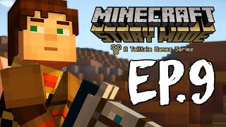 Minecraft: Story Mode - Эпизод 4 - Возвращение Габриэля #9
