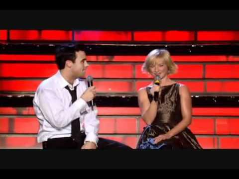 ?Things- Robbie Williams (Jane Horrocks) Live At The Albert?? - YouTube