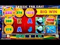 Wheel of Fortune Cash Link Slot - BIG WIN SESSION! - YouTube