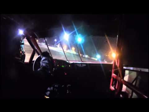 9-25-15 Jim Beasley Kankakee Speedway Sport Compact Heat #1