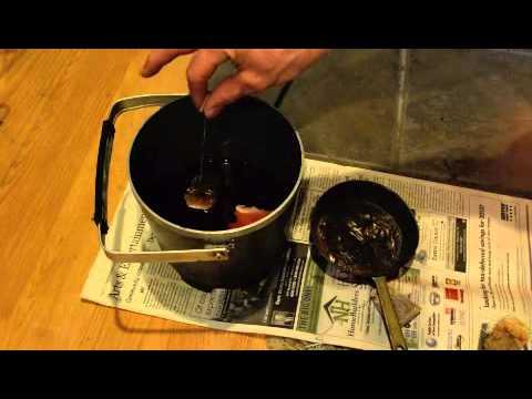How to Make Homemade Wax/Tea Bag Fire Starters!