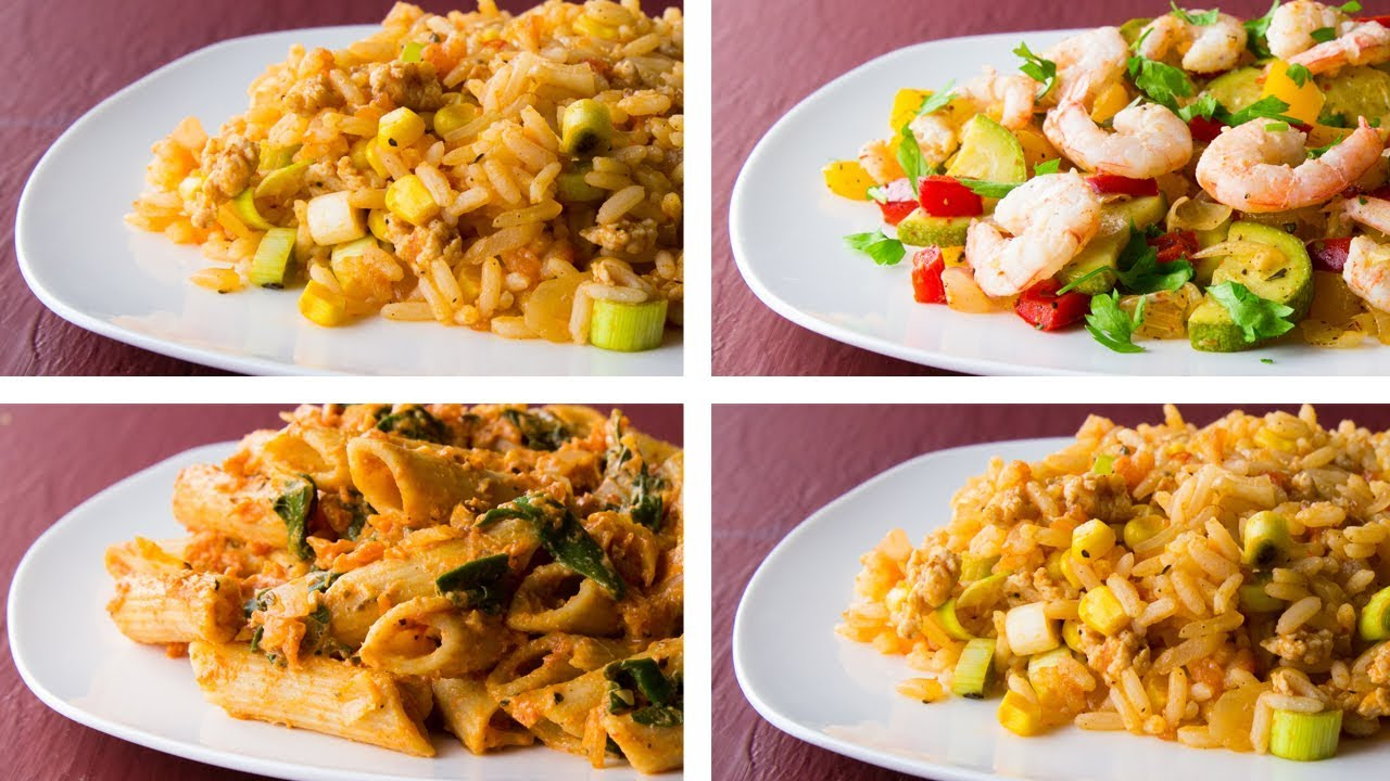 4 healthy lunch ideas for weight loss easy healthy recipes
