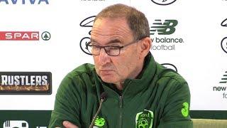 Ireland 0-1 Wales - Martin O'Neill Full Post Match Press Conference - UEFA Nations League