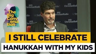 Bret Weinstein: Why I celebrate Hanukkah with my kids even though I don't believe in God