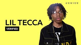 "Lil Tecca ""Did It Again"" Official Lyrics & Meaning 