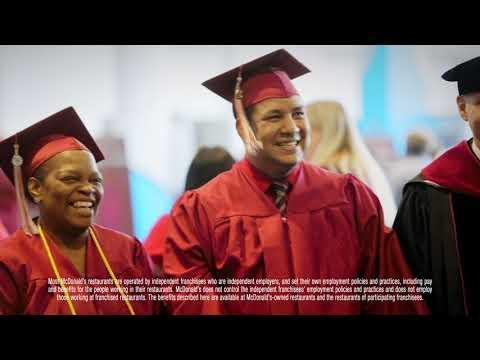 mcdonald's:-archways-to-opportunity®-program-participant-daniel-cross-life-stage-at-ctu-graduation