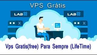 Vps Gratis Para Sempre (free forever) 24 H - (Linux) (Lab-X) [Criar Servidores de jogos e etc] 2015