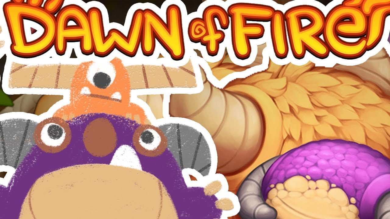 Download My Singing Monsters: Dawn Of Fire - Bisonorus' Egg Revealed