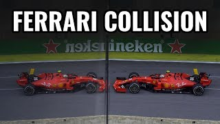 Ferrari clash explained | 2019 Brazilian GP Race Analysis | Nico Rosberg